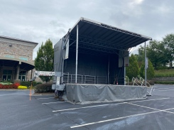 Mobile Stage Rental.